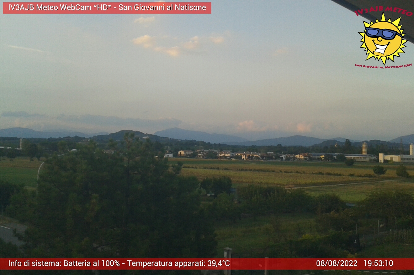 IV3AJB Meteo WebCam HD
